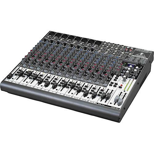 Behringer XENYX 2222FX Mixer-thumbnail