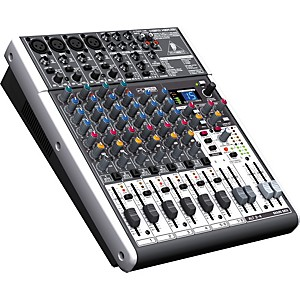Behringer XENYX X1204USB USB Mixer with Effects by Behringer