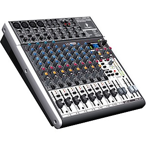 Behringer XENYX X1622USB USB Mixer with Effects by Behringer