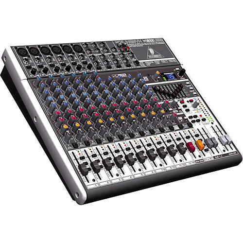 Behringer XENYX X1832USB USB Mixer with Effects-thumbnail