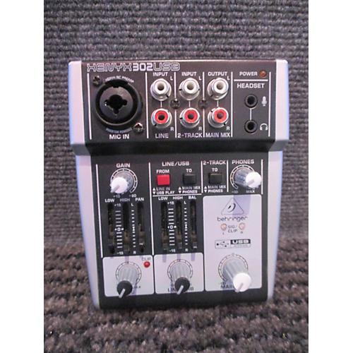Behringer XENYX302USB Audio Interface