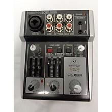 Behringer XENYX302USB Unpowered Mixer