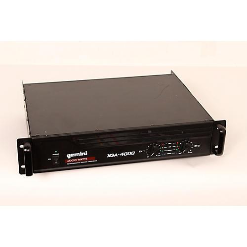 Gemini XGA-4000 Power Amplifier-thumbnail
