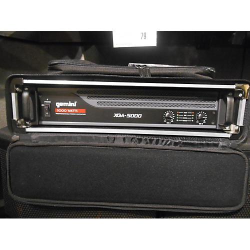Gemini XGA-5000 Power Amp-thumbnail