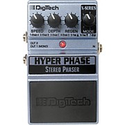 Digitech XHP Hyper Phase Stereo Phaser Pedal