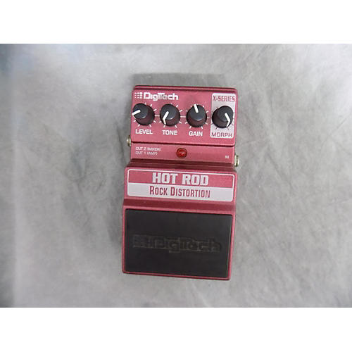 Digitech XHR Hot Rod Distortion Effect Pedal