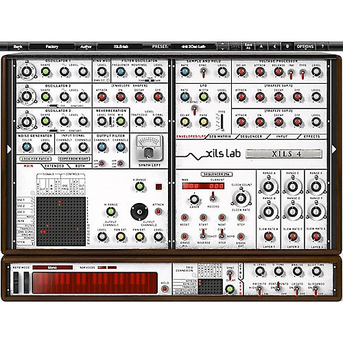 XILS lab XILS 4 Modular Synthesizer Software Download-thumbnail