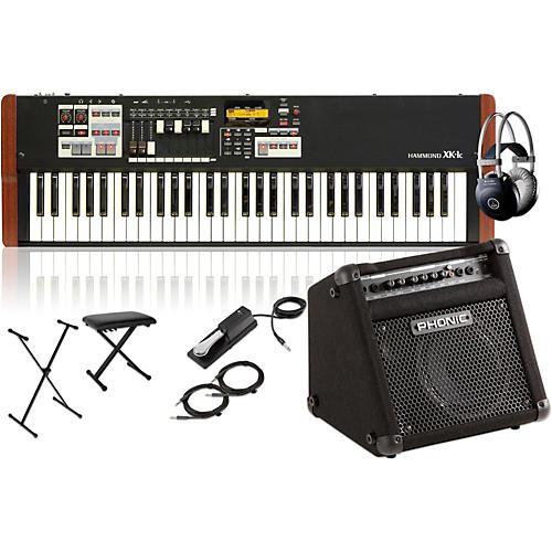 Hammond XK-1c Keyboard Package