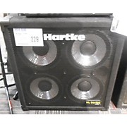 Hartke XL 410 Series Bass Cabinet