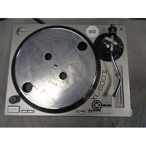 Gemini XL-500 II Turntable