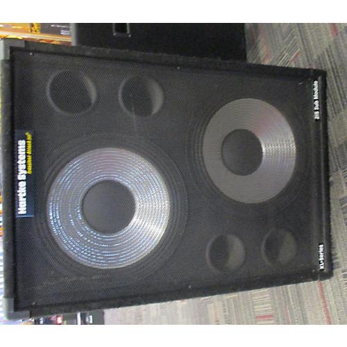Hartke XL SERIES 215 Bass Cabinet