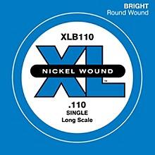 D'Addario XLB110 Extra Long Single Bass String