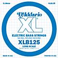 D'Addario XLB125 Nickel Wound Electric Bass Single String  Thumbnail