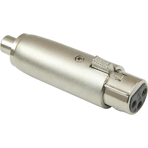 American Recorder Technologies XLR Female to RCA Female Adapter