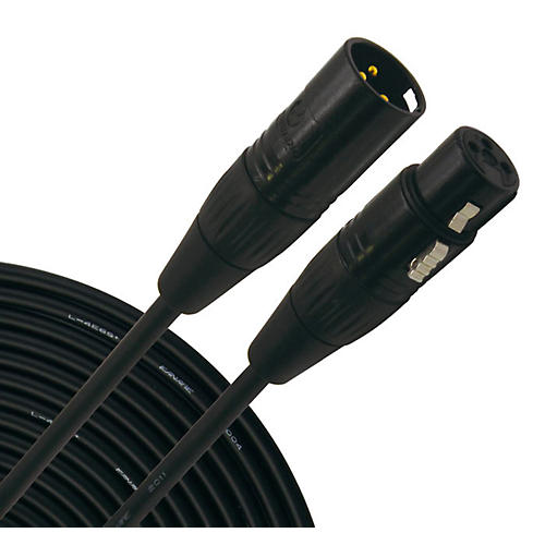 Canare XLR Lo-Z Cable 5 ft.