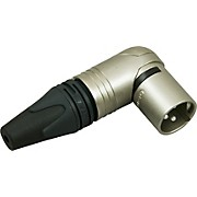Neutrik XLR Male Right Angle Connector