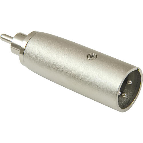 American Recorder Technologies XLR Male to RCA Male Adapter-thumbnail