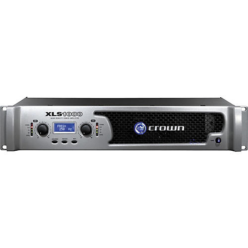 Crown XLS1000 DriveCore Series Power Amp-thumbnail