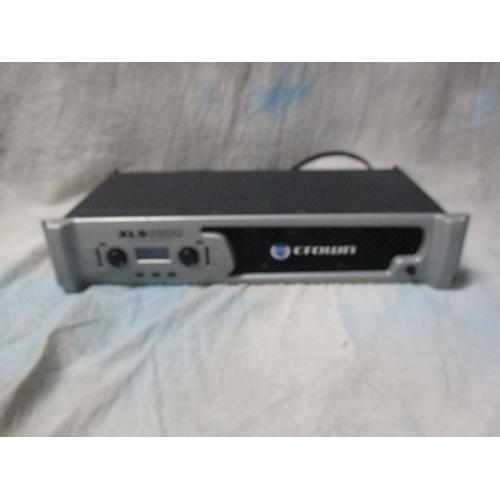Crown XLS1000 Power Amp