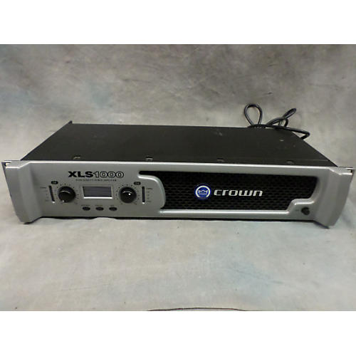 Crown XLS1000 Power Amp-thumbnail