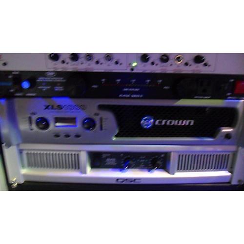 Crown XLS1000 Power Amp