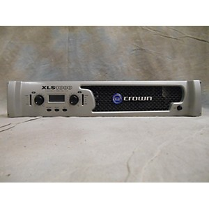 Pre-owned Crown XLS1000 Power Amp by Crown