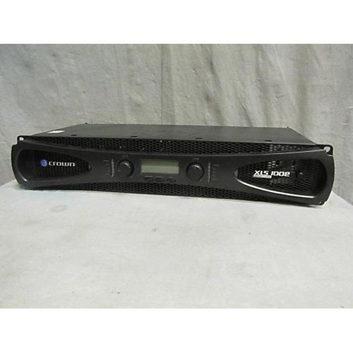 Crown XLS1002 Power Amp-thumbnail