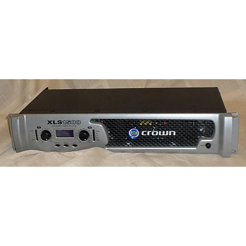 Power Amp Crown Lps 1500 ราคา : used crown xls1500 power amp guitar center ~ Hamham.info Haus und Dekorationen