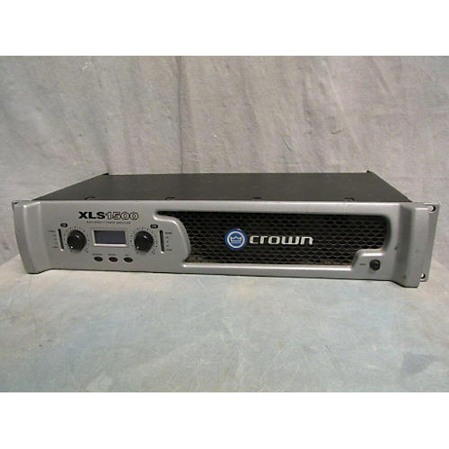 Crown XLS1500 Power Amp-thumbnail