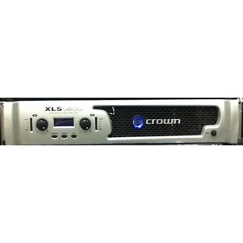 Crown XLS1500 Power Amp-thumbnail