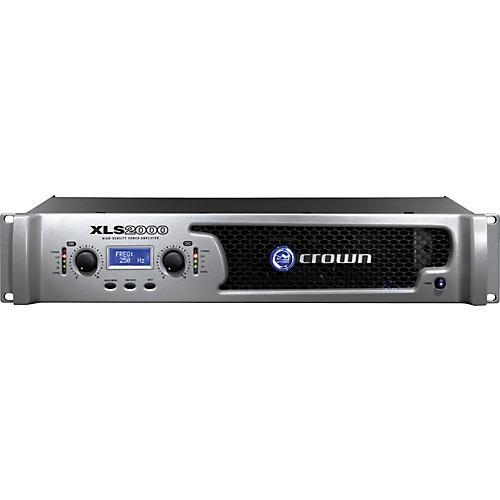 Crown XLS2000 DriveCore Series Power Amp