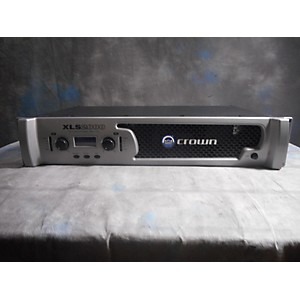 Pre-owned Crown XLS2000 Power Amp by Crown