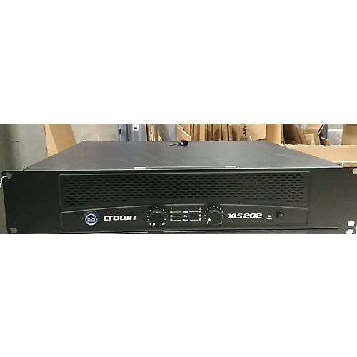 Crown XLS202D Power Amp-thumbnail