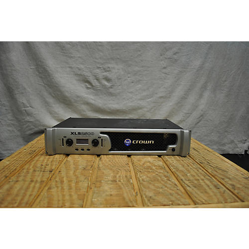 Crown XLS2500 Power Amp-thumbnail