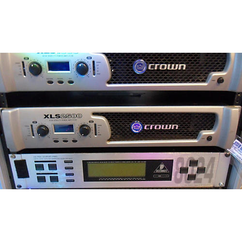 Crown XLS2500 Power Amp-thumbnail