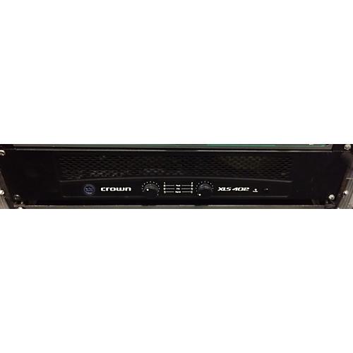 Crown XLS402 Power Amp-thumbnail