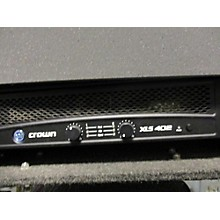 Crown XLS402 Power Amp