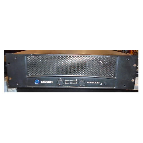 Crown XLS5000 Power Amp-thumbnail