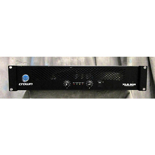Crown XLS602 Power Amp