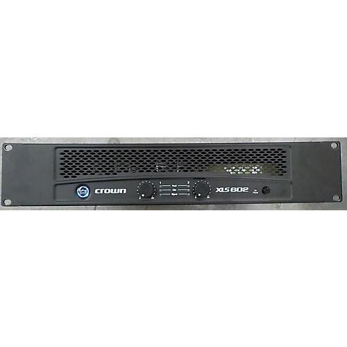Crown XLS602 Power Amp-thumbnail