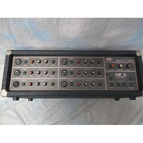 Peavey XM 6 Mixer Amp Power Amp