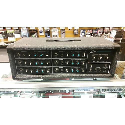 Peavey XM6 500W Powered Mixer-thumbnail