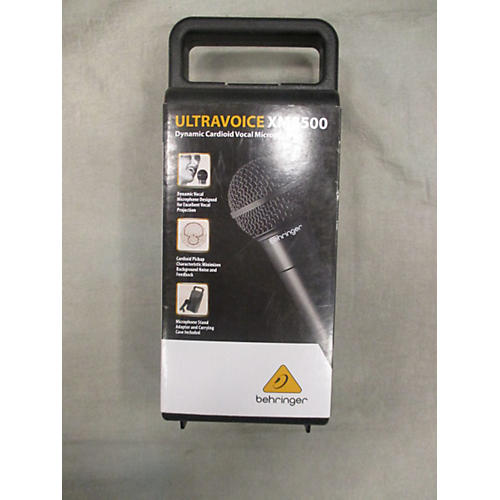 Behringer XM8500 Dynamic Microphone-thumbnail