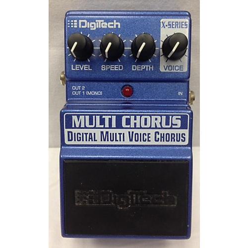 Digitech XMC Multi Chorus Effect Pedal-thumbnail
