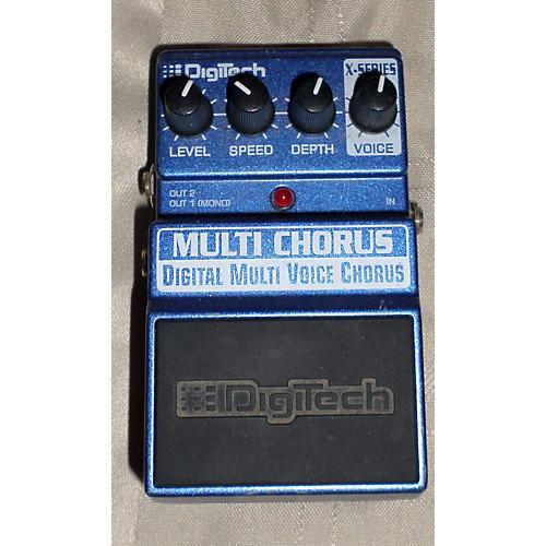 Digitech XMC Multi Chorus Baltic Blue