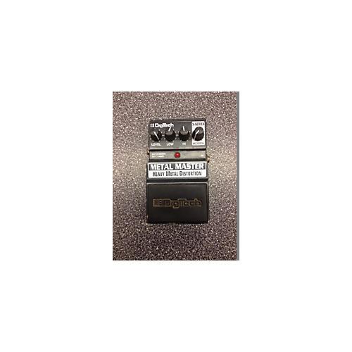 Digitech XMM Metal Master Effect Pedal  0-thumbnail