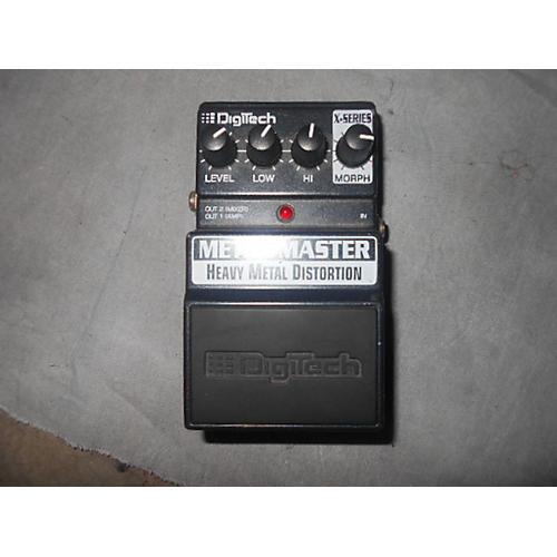 Digitech XMM Metal Master Heavy Metal Distortion Effect Pedal-thumbnail
