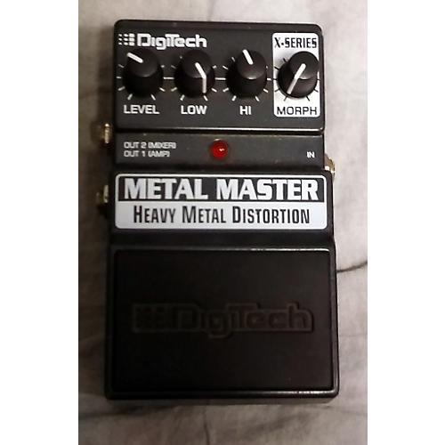 Digitech XMM Metal Master Heavy Metal Distortion Effect Pedal