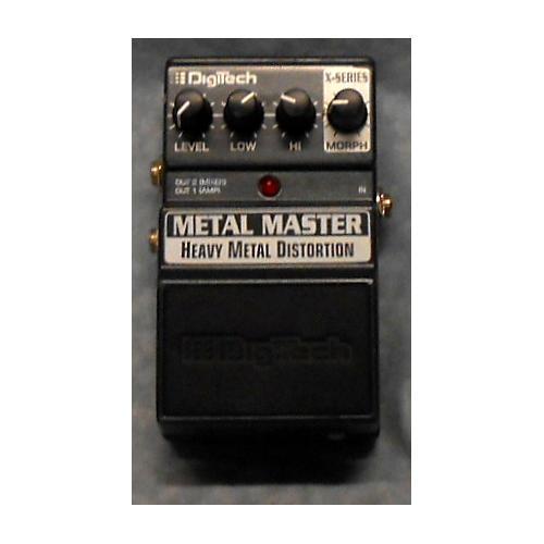 used digitech xmm metal master heavy metal distortion effect pedal guitar center. Black Bedroom Furniture Sets. Home Design Ideas