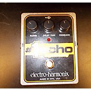 Electro-Harmonix XO #1 Echo Digital Delay Effect Pedal